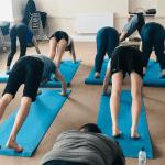 Yoga at Providence Projects rehab