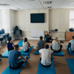 Yoga at Providence Projects