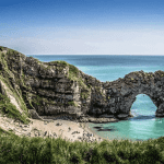Durdle Door near Providence Projects in Dorset