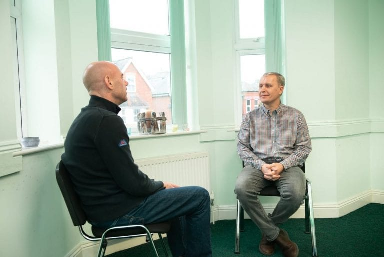 Alcohol rehabilitation programme at Providence