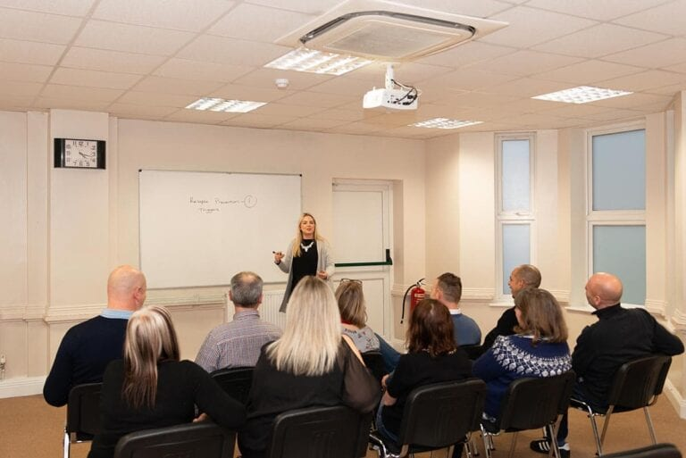Drug rehab UK at Providence Projects
