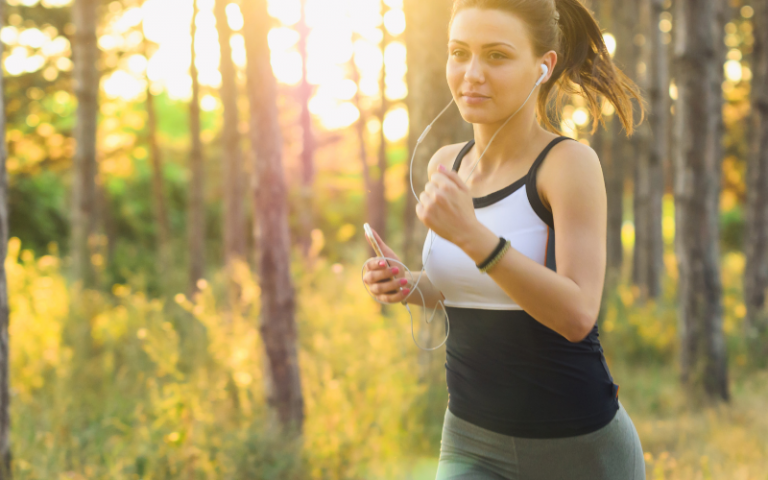 Exercise for addiction