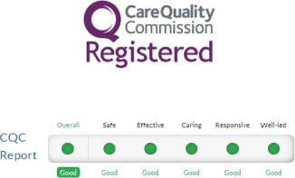 Fully CQC Registered
